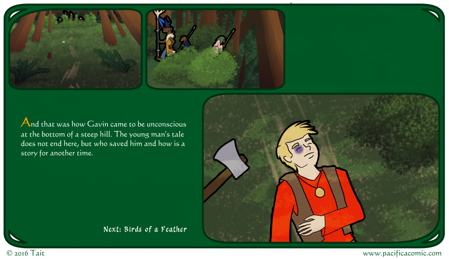 Finding a Path - Page 24 - Cliffhanger
